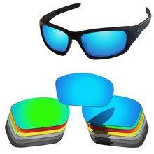 цена на PapaViva POLARIZED Replacement Lenses for Oakley Valve Sunglasses - Multiple Options