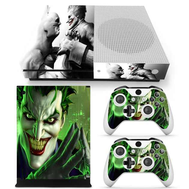 Trung quốc OEM/ODM Viny paster decals cho Xbox One S Skin Sticker-Joker