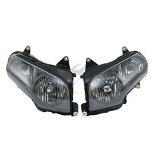 Motorcycle Front Headlight Head Light Lamp Assembly For Honda Goldwing GL1800 F6B 2012-2015 2013 2014 for lifan 320 2007 2012 headlight assembly lamp assembly front headlamps with turn signal 1pcs