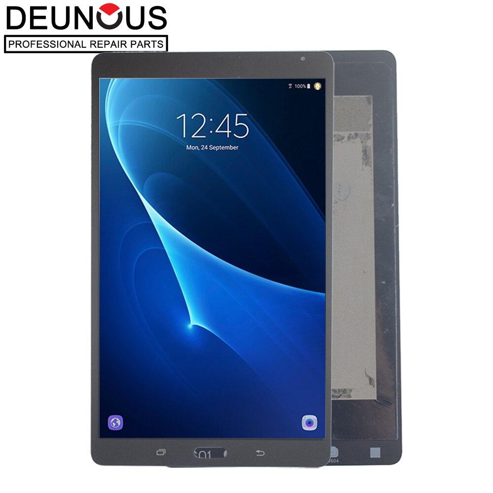 Nouveau Écran lcd avec Écran Tactile Digitizer Capteurs Plein Assemblée Panneau Pour Samsung GALAXY Tab 8.4 T700 T705