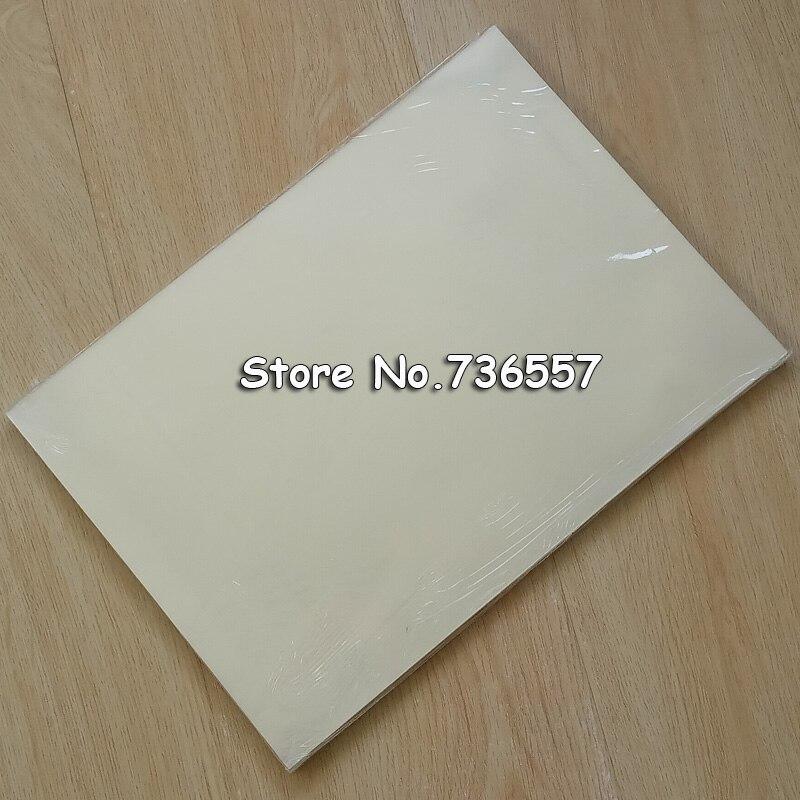 10 шт. прозрачный абсолютно Размер A4(297x210 мм) лазерный принтер пленка для печати