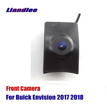 Liandlee AUTO CAM Front View Camera Bilnd Area Spot For Buick Envision 2017 2018 ( Not Reverse Rear Parking )