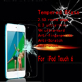 FENGHEMEI Tempered Glass Protector For Apple iPod Touch 6 Touch 5 Anti-burst 2.5D Tempered Glass Without Retail Package
