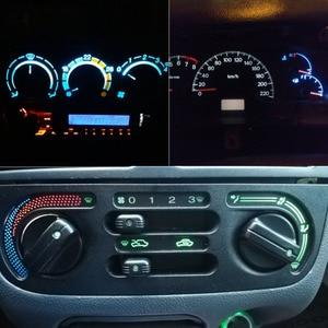 Image 4 - 20pcs Car Interior T5 Led 1 SMD DC 12V Light Ceramic Dashboard Gauge Instrument Ceramic Car Auto Side Wedge Light Lamp Bulb