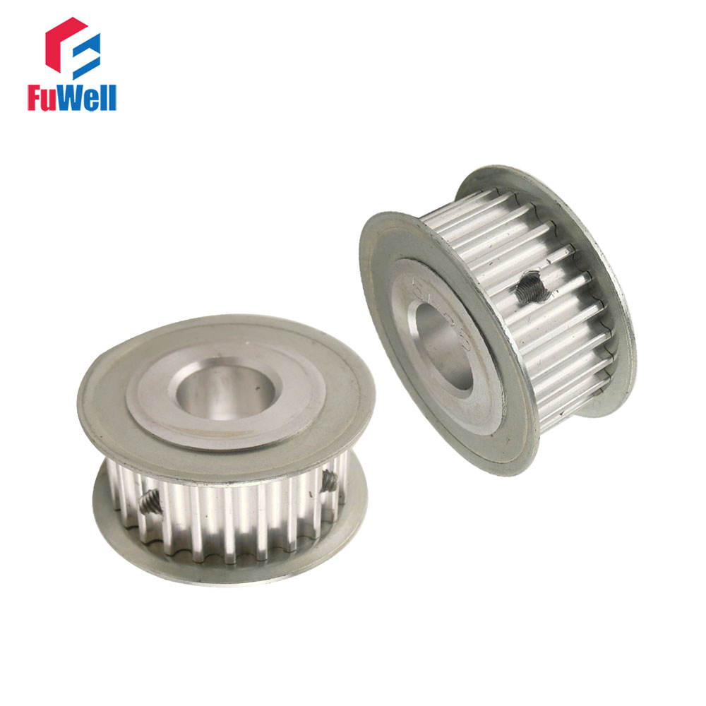 2pcs HTD 5M 25T Timing Pulley Inner Bore 5/6/6.35/8/10/12/12.7/14/15/17/20mm Synchronous Pulley 5M 16mm Belt Width Timing Pulley2pcs HTD 5M 25T Timing Pulley Inner Bore 5/6/6.35/8/10/12/12.7/14/15/17/20mm Synchronous Pulley 5M 16mm Belt Width Timing Pulley
