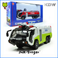 Mr. froger kdw camión de bomberos modelo escala 1:50 diecast cars toys coche para niños vehículos de construcción aeródromo de agua electrónico kid