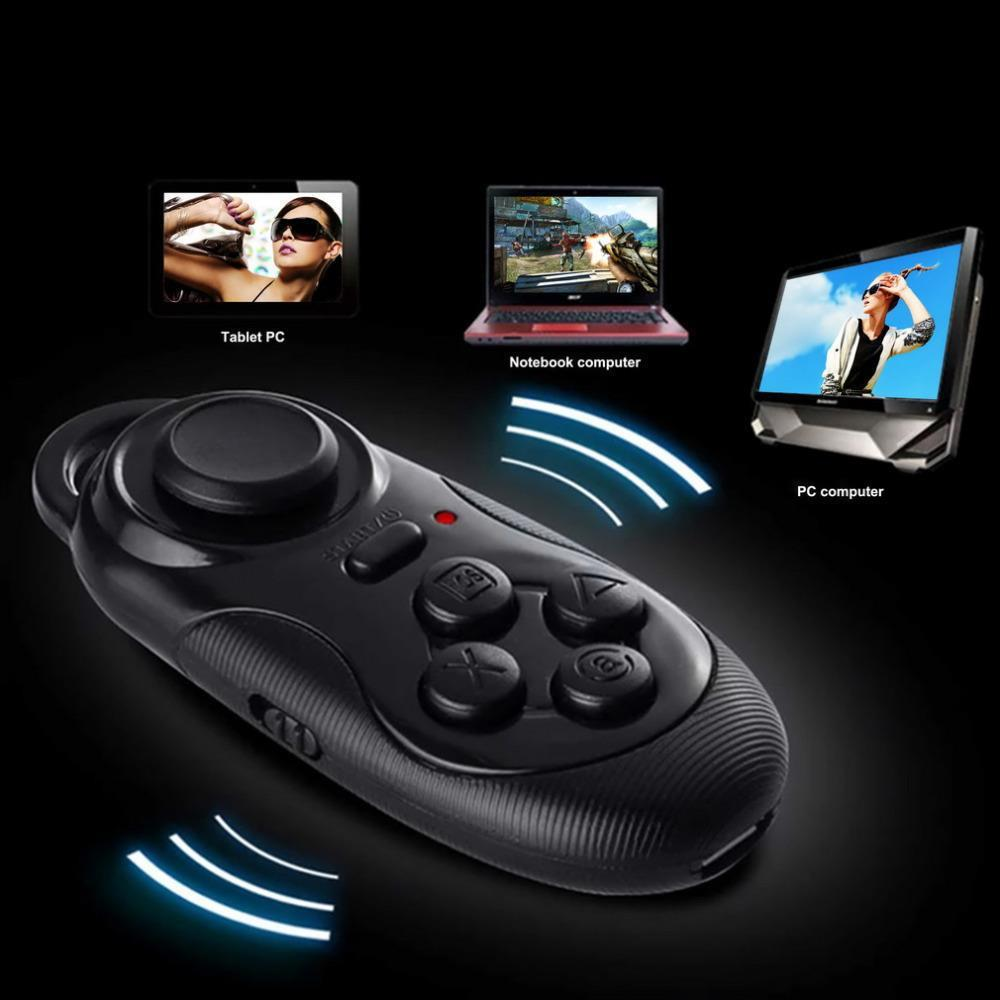 Notebook samsung games - 50pcs New 4 In 1 Mutifunction Bluetooth Selfie Shutter For Iphone Ios Samsung Android Game Controller