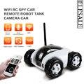 Беспроводной Wi-Fi RC Шпион Автомобиль Системы ВИДЕОНАБЛЮДЕНИЯ Инфракрасные Камеры IP USB Зарядки Камера Ночного Версия IP Cam Elesale