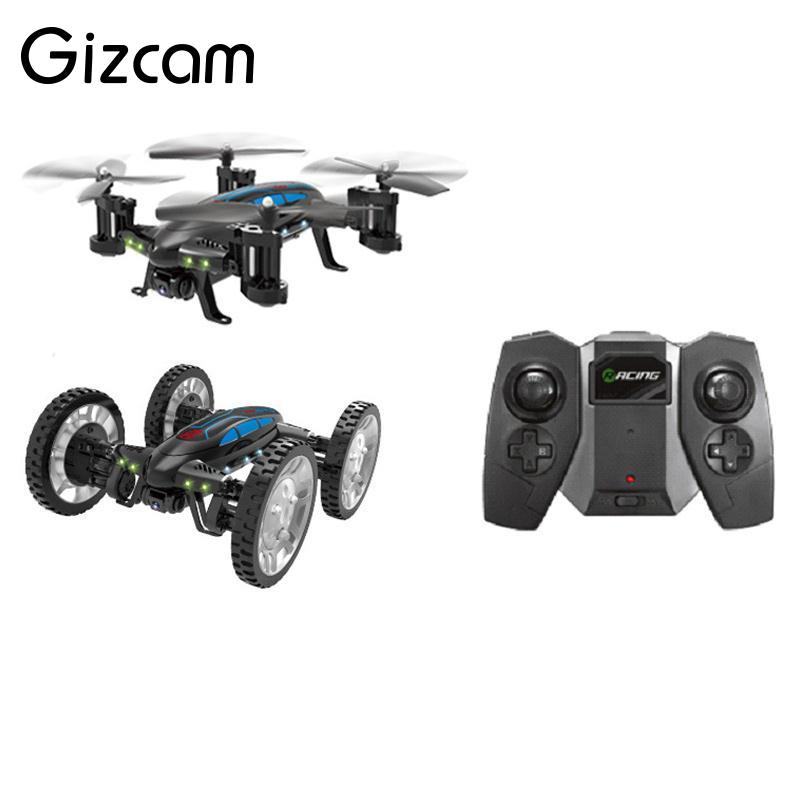 Gizcam Original For K20 Air and Air 4 Axis Aircraft Blue (Small Package) Camera & Photo Camcorders Consumer Camcorders