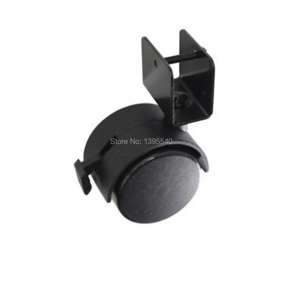 New 2Durable Nylon Rubber Swivel Castor Wheels Furniture