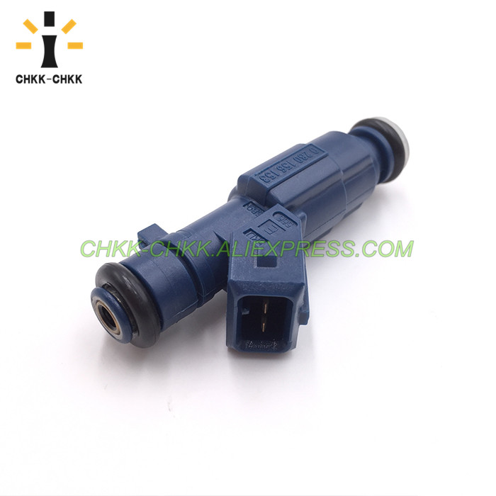 CHKK CHKK 0280156153 93323289 7083304 fuel injector for G M FIAT MERIVA STILO 1 8 in Fuel Injector from Automobiles Motorcycles