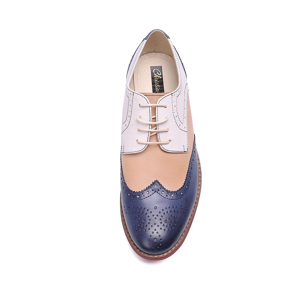 Planos 2 Vestido De Oxfords Tallado up Cuero Casual Oficina Bella Lace 1 Vintage Zapatos Christia Conducción Brogue Para Hombre Moda IRRFzH