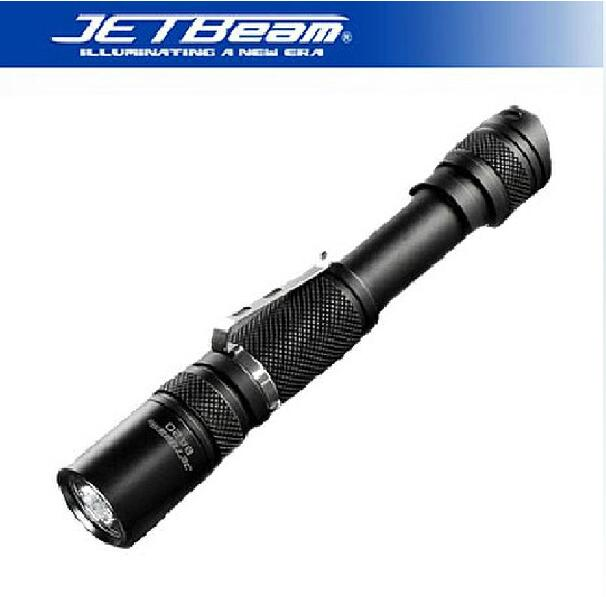 JETBEAM BA20 Cree R5 LED 270 lumens led flashlight daily EDC torch Compatible by 2*AA battery for tactical flashlight nitecore mt10a tactical flashlight edc cree xm l2 u2 920 lumens led mini torch with red white light by 14500 aa battery
