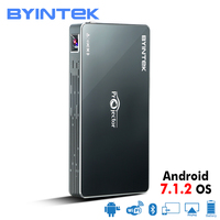 BYINTEK UFO MD322 Portable 1080P Wireless Screen Push Smart Home Theater Pocket Android 7 1 2