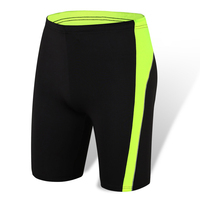 Men Training Shorts Sexy Gym Wear Boys Running Tights Quick Drying Breathable Mens Athletic Shorts Compression