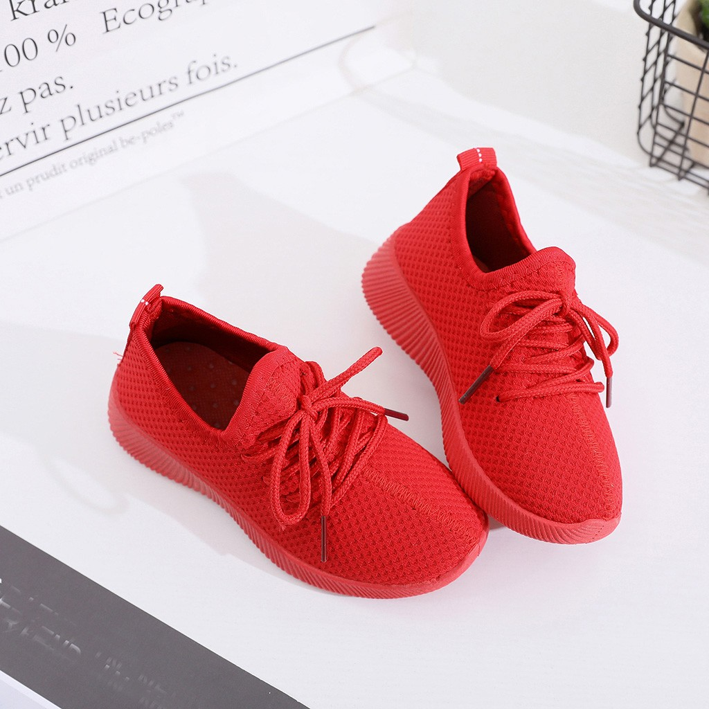 Toddler Boy Sneakers Children Infant Kids Baby Boys Solid Sport Running Sneakers Casual Shoes Calcado Infantil Menina Kids Shoes