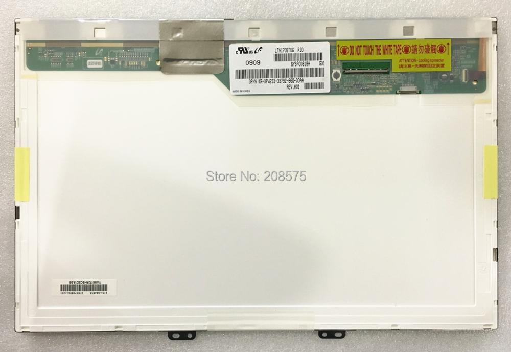 Free Shipping ! LTN170BT11 LTN170BT11-D02 17.0''inch original Laptop Screen Pancel 1440*900 free shipping ltn170ct08 ltn170ct08 d01 17 0 inch original laptop screen pancel 1920 1200 lvds 40pins
