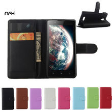 NFH Strong Protection Leather Case For Lenovo A2010 Angus 2 Retro Flip Wallet Cover+Card Holder Phone Case For Lenovo A 2010