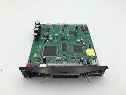 Używany do ZEBRA LP/TLP2844-Z główna płyta główna G105916-004 równolegle USB i RS-232
