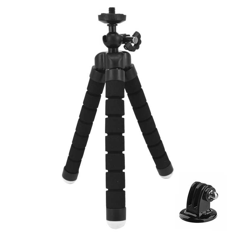Действие видеокамеры набор аксессуаров для Gopro Hero 5 4 3 + 3 2 H9R F60R W9R Yi 4k SJ4000 SJ6 SJ7 поплавок с ремешком для головы