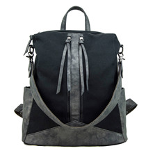 Для женщин холст Рюкзаки для подростков Обувь для девочек сумка рюкзак на шнурке Джинсы для женщин для подростков Новинка, школьные рюкзаки двойной Применение