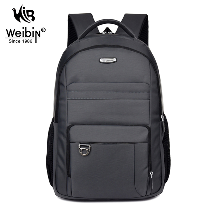 Weibin Men s font b Backpack b font Men Business font b Backpacks b font Nylon