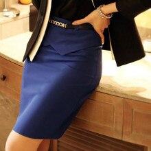 2017 new Korean version of OL irregular irregular occupation skirt skirt skirt skirt skirt skirt figl skirt