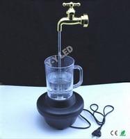 Novelty Colorful Magic Tap Lamp Decoration Magic Faucet Fountain Magic Tap Running Lights