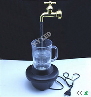 Novelty Colorful Magic Tap Lamp, Decoration Magic Faucet Fountain, Magic Tap Running Lights
