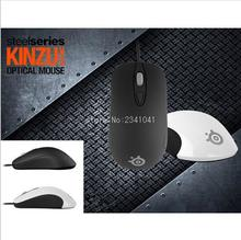 Original SteelSeries Kinzu V3 Optical Gaming Mouse 2000DPI USB Wired Steelseries Mouse Free Shipping