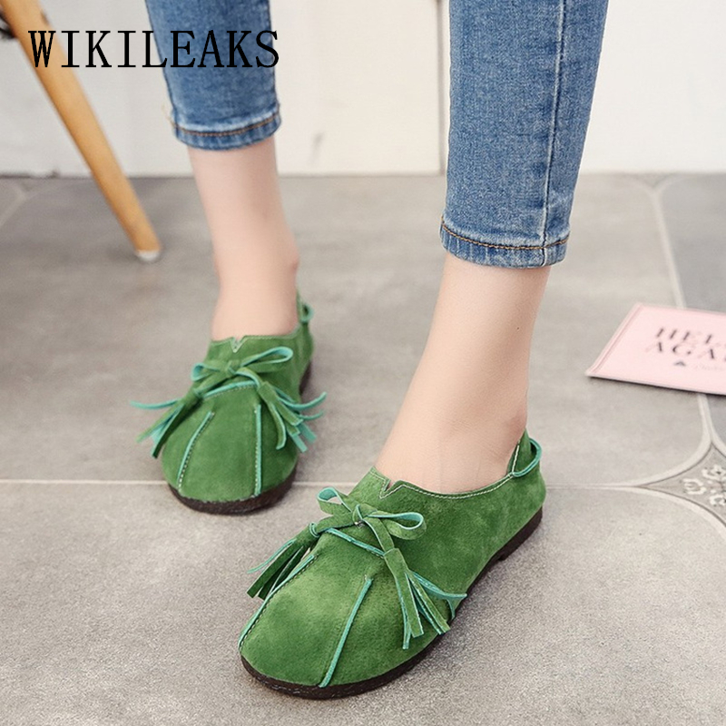 2018 autumn flat shoes women Mules shoes luxury brand loafers suede leather flats zapatillas mujer casual ladies shoes woman summer sneakers fashion shoes woman flats casual mesh flat shoes designer female loafers shoes for women zapatillas mujer