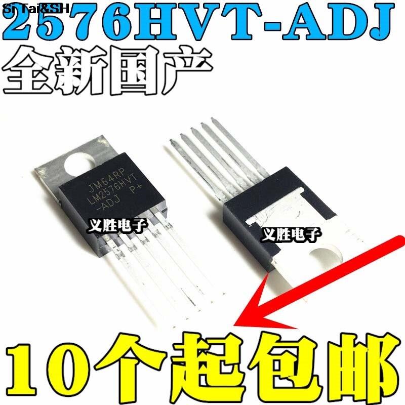 1pcs LM2576T-ADJ LM2576T LM2576 2576T-ADJ 2576 T 2576 TO220