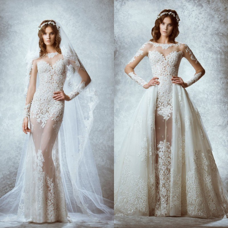 Off The Shoulder Wedding Dress Sleeve Attachments