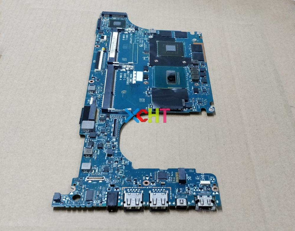 Image 5 - for Dell XPS 15 9530 T37HN 0T37HN CN 0T37HN VAUB0 LA 9941P i7 4712HQ N14P GT A2 GT750M Laptop Motherboard Mainboard Tested-in Laptop Motherboard from Computer & Office