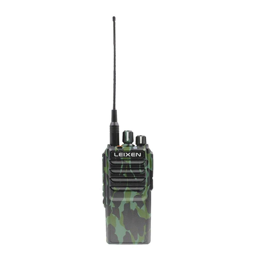 2x LEIXEN NOTE 25W UHF 400-480MHz Two-way Ham Radio Walkie Intercom 16 Channels