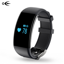 Moniteur de Fréquence cardiaque Smart Poignet bande De Natation Sport Smart Watch Appel Rappel Podomètre Bracelet Smartwatch pour IOS et Android Téléphone