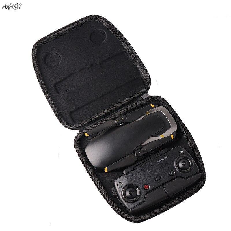 MAVIC Воздух тело и пульт дистанционного управления Портативный коробка для хранения Жесткий корпус сумка Защитная крышка для dji Мавик Air Drone а...