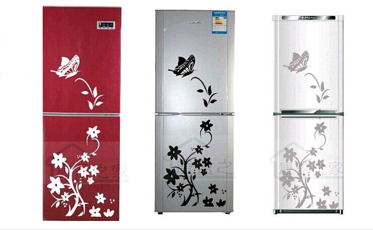 Refrigerator Butterfly Wall Sticker 4