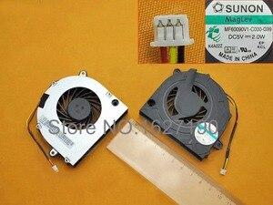 Di Raffreddamento del computer portatile VENTOLA di raffreddamento per Toshiba satellite L775 C670 KSB06105HA UDQFLJP02CA5 AB7005HX-ED3 CPU del dispositivo di Raffreddamento/Sostituzione Del Radiatore