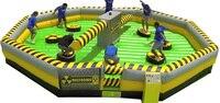 Открытый большой гигантские надувные игра для детей и взрослых надувные игрового оборудования
