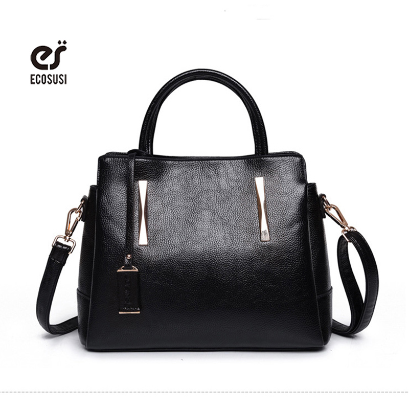 Online Get Cheap Ladies Black Leather Bags -Aliexpress.com ...