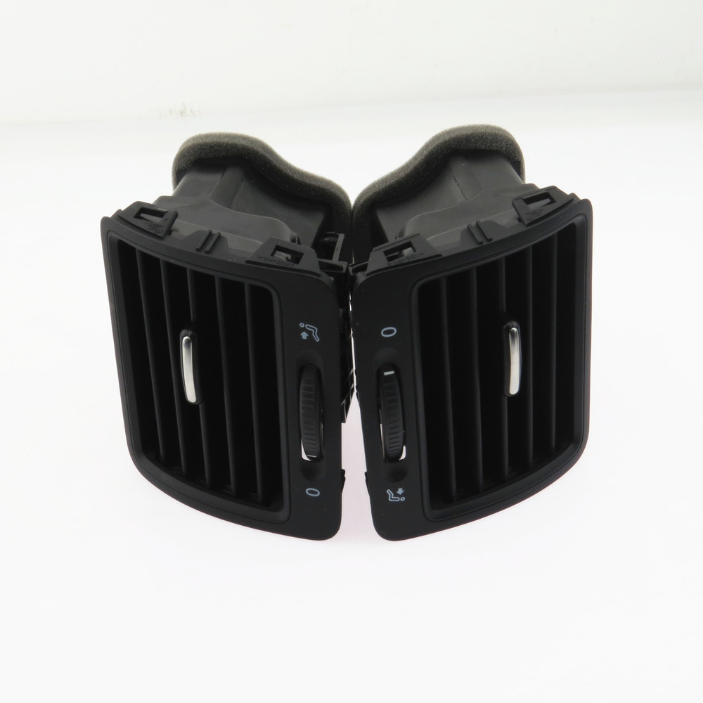 ZUCZUG Right & Left Air Conditioner Cooling Exhaust Vent Outlet For VW Jetta MK5 Rabbit Golf MK5 1KD 819 703 1KD819704 1K0819709