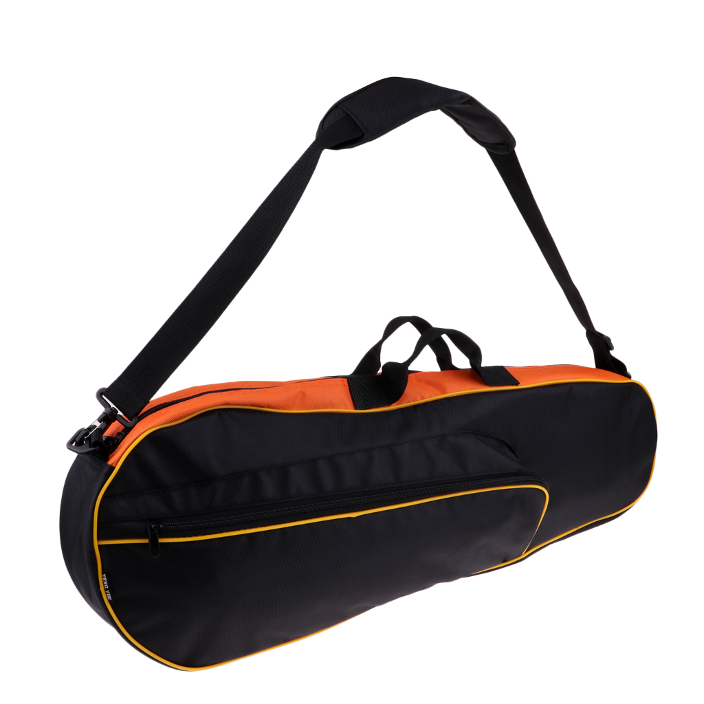 Waterproof Tennis Badminton Bag Squash Rackets Racquets Carrying Bag Case Carrier With Extra Pockets Can Hold 6 Rackets And Ball