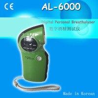 Алкотестер специально для судового Портативный Алкоголь детектор Алкотестер метр alcoholmeter цифровой персональный тестер корейский