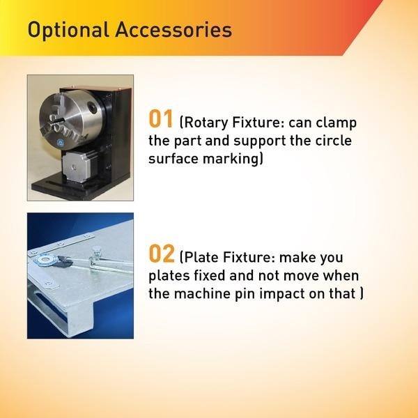 Macchina di marcatura pneumatica a pin CNC di qualità avanzata per - Attrezzature per la lavorazione del legno - Fotografia 5