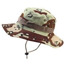 Bucket Hat Boonie Basic Hunting Fishing Outdoor Cap Unisex