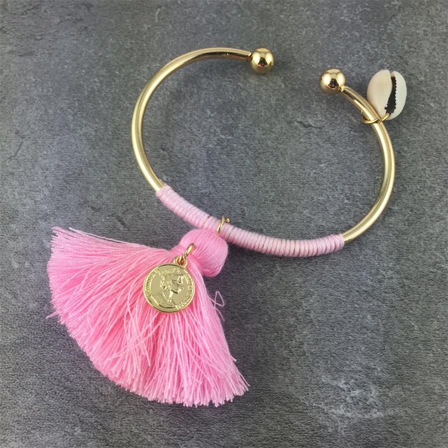 golden 8 pink