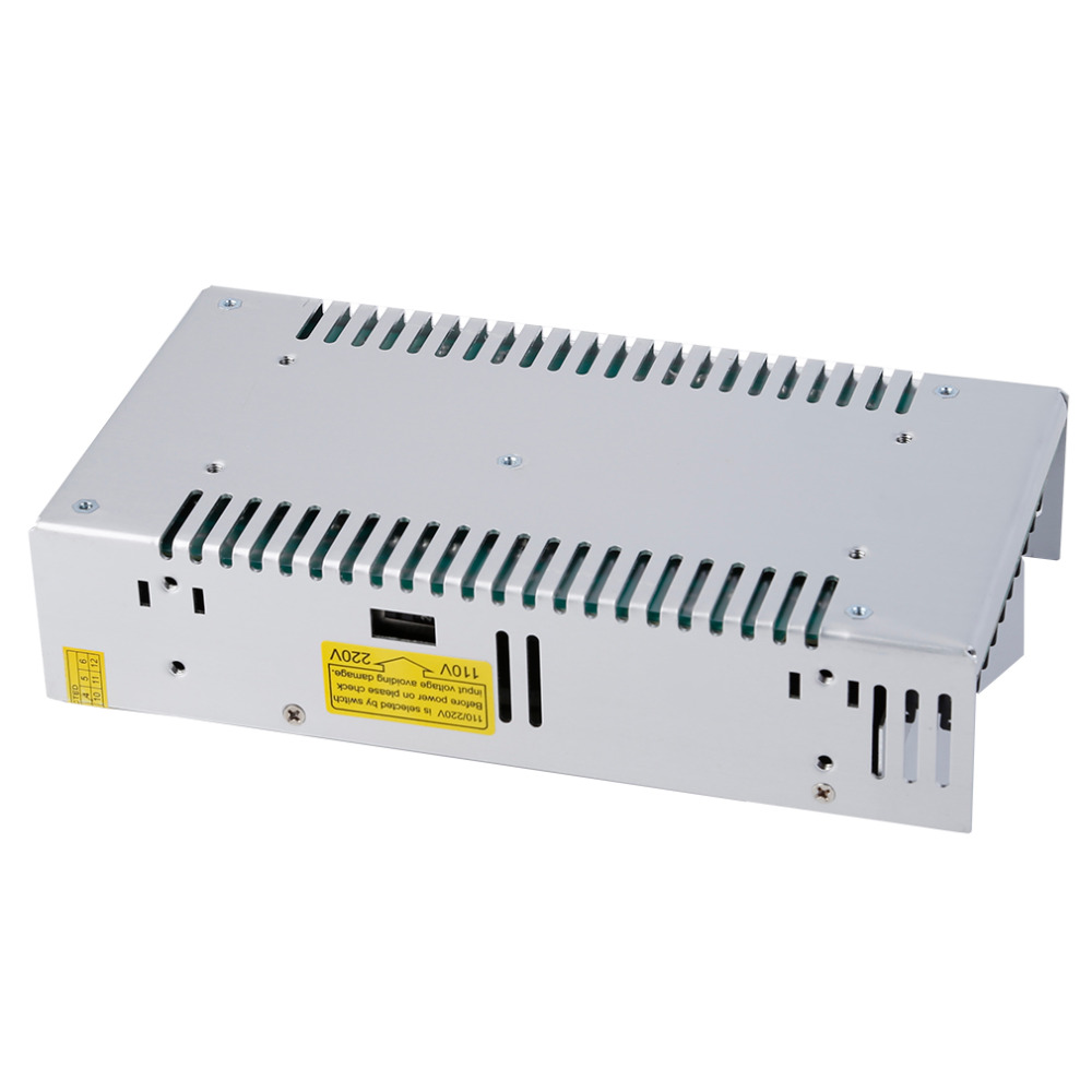 DC 48V 10A Universal Regulated Switching Power Supply for Computer Project with Good Quality /& High Performance