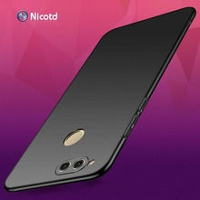 CASE for Huawer Honor 7X honor7x Hard PC Slim Matte Skin Protective Back cover cases sFor Huawei Honor 7X L21 L22 L24A L10/TL10 стоимость