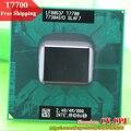 Бесплатная Доставка цпу intel ноутбук Core 2 Duo T7700 CPU 4 М Разъем 479 Кэш/2.4 ГГц/800/Двухъядерный процессор Ноутбука
